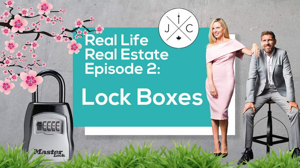 Real Life, Real Estate • Episode 2 • Lockboxes